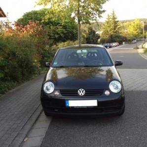 Top VW Lupo, unfallfrei,  8-fach bereift
