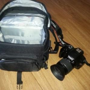 Canon EOS 1100D inkl 18-55mm Objektiv und passende Tasche