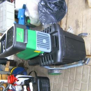 Gartenhäcksler für 120EUR VB Elektro-Leisehäcksler abzugeben 1x benutzt