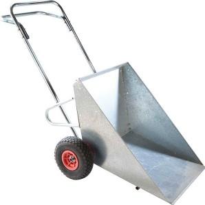 Kippkuli, die 70 kg Universal Transportkarre mit Schiebefunktion! Ob Steine, Sand, Laub, Holz, Baumaterial, ..   50€