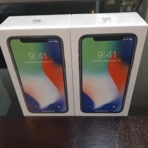 Smartphone Apple iPhone X 256Gb,64Gb Original,Unlocked Apple Warranty