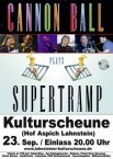 Cannon Ball - Tribute Show to Supertramp