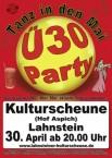 Ü-30 Party zum