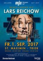 Benefizabend mit Lars Reichow - 400 Jahre MJC