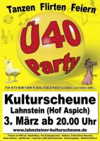 """Ü-40 Party """"Das Original"""""""