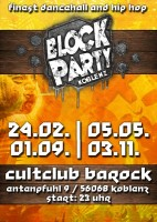 BlockPartyKoblenz - finest Dancehall & HipHop Music Vol. 11