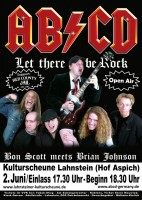"AC/DC - AB/CD tribute Show - Bergfest ""Open Air"""
