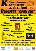 """Bergfest - Familientag """"Eintritt frei"""""""