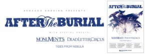 After the burial / Monuments / Dead Letter Circus