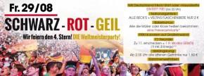 SCHWARZ - ROT - GEIL