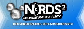 NERDS² meets AFTER SHOW PARTY der Uni Kneipentour 2014 l 22.10.14