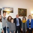 OB und Bürgermeisterin sprechen mit Vorstand des Jugendrats