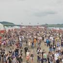 """Start des legendären Musikfestival """"Rock am Ring"""""""