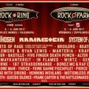 """""""Feuer Frei"""" für Rammstein am Ring und im Park Dritter Headliner mit System Of A Down und Die Toten Hosen"""