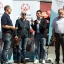 Special Olympics Feuer zieht durch Koblenzer Altstadt - Stadt strebt Bewerbung als Ausrichter der Landesspiele für Menschen mit geistiger Behinderung 2020 an