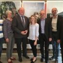 Rolf Haxel bleibt Vorsitzender der Weinwerbung