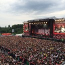 Foo Fighters bei Rock am Ring & Rock im Park