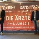 Rock am Ring 2019 - die Ärzte