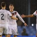 Länderspiel in Vigo: Kroos schießt Deutschland zum Sieg gegen Spanien