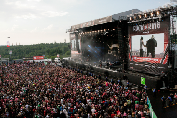 Rock am Ring 2017 - der Countdown läuft